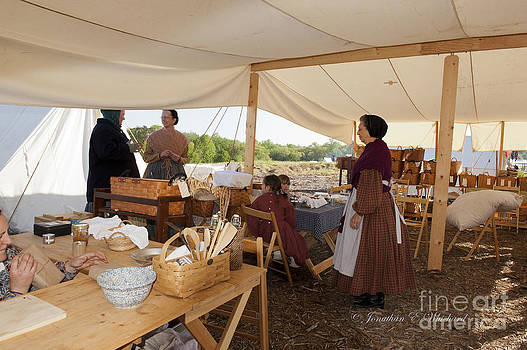 Jonathan E Whichard - PALAS ATHENA LADIES AID SOCIETY 150 CIVIL WAR REENACTMENT OF THE WILDERNESS