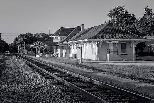 Lynn Palmer - Palatka Train Station