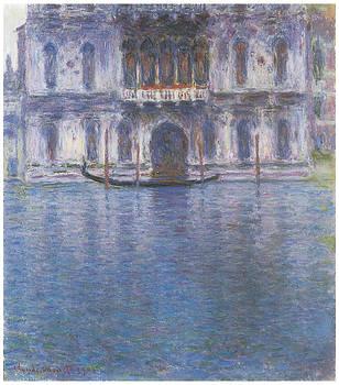 Claude Monet - Palazzo Contarini Venice