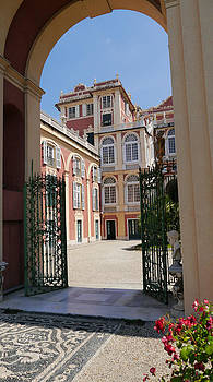 Herb Paynter - Palazzo Reale Open Gate