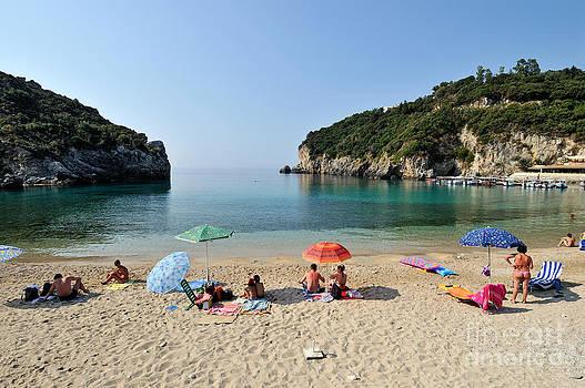 George Atsametakis - Paleokastritsa beach