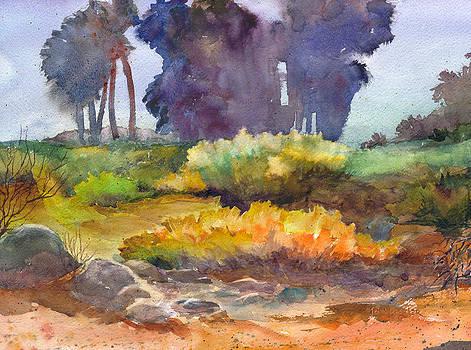 Palm Preserve Pastorale by John Ressler