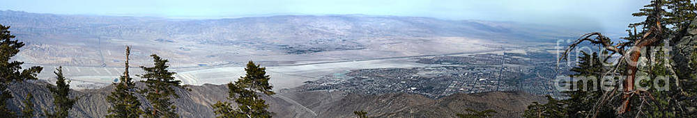 Gregory Dyer - Palm Springs Panoramic view - 01