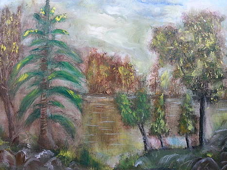 Palm Tree by Kam Abdul