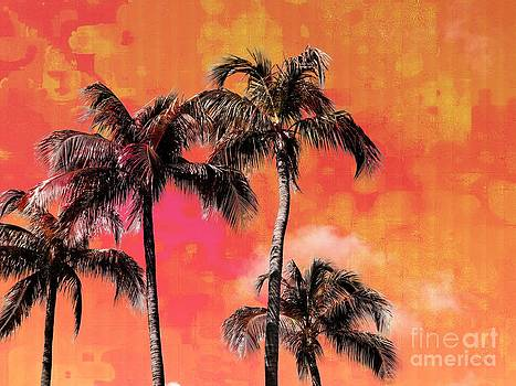 Palms by Roxanne Marshal