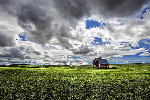 Palouse Country by Ryan Manuel