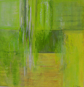Palying with Green by Carol P Kingsley