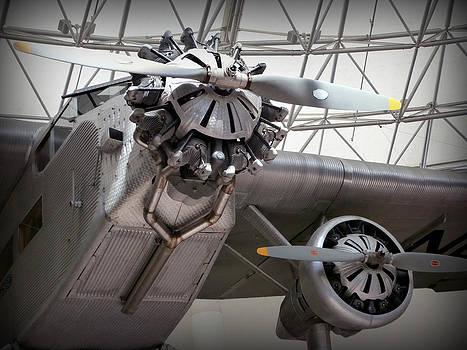 Karyn Robinson - Pan Am Airplane