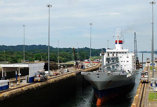 Ramunas Bruzas - Panama Canal