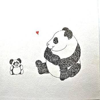 Panda Infatuation by Jim Ellis