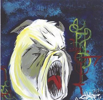 Panda Roar by Ricky Dequit