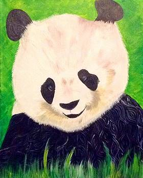 Panda by Sabrina Phillips