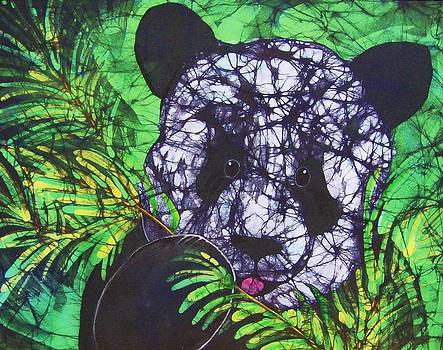 Panda Snack by Kay Shaffer