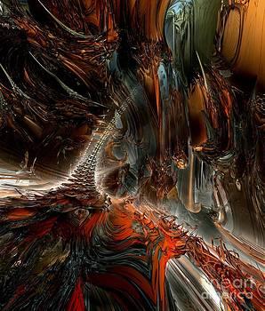 Pandemonium by Bernard MICHEL