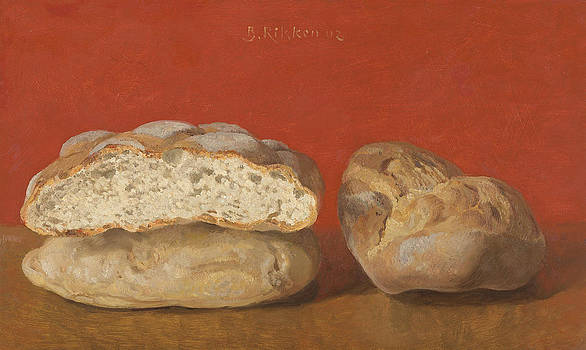 Pane di Strettura by Ben Rikken