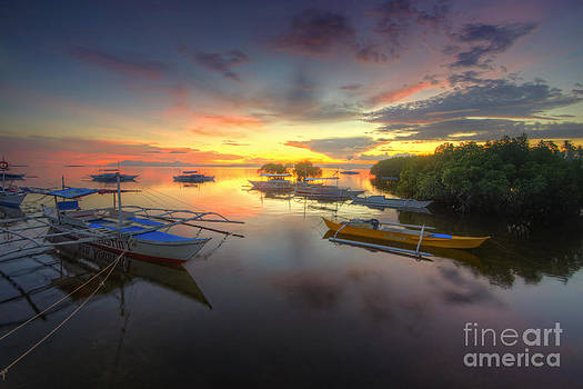 Yhun Suarez - Panglao Port Sunset 6.0