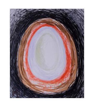 Panic Egg by Anton Ershov