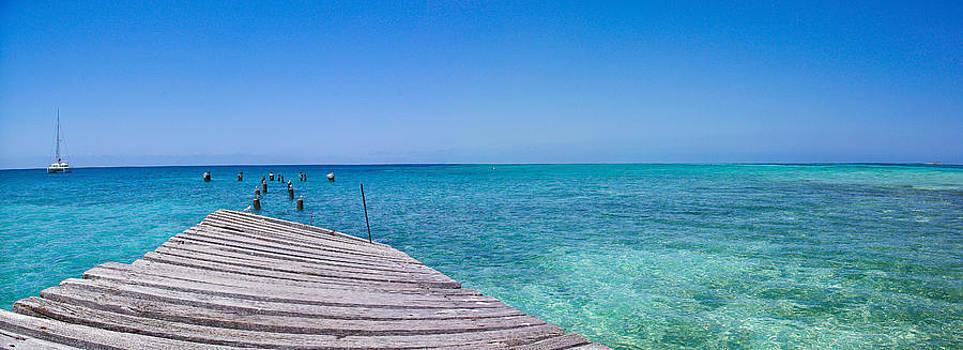 Sentio Photography - Panorama Belize English Caye 01