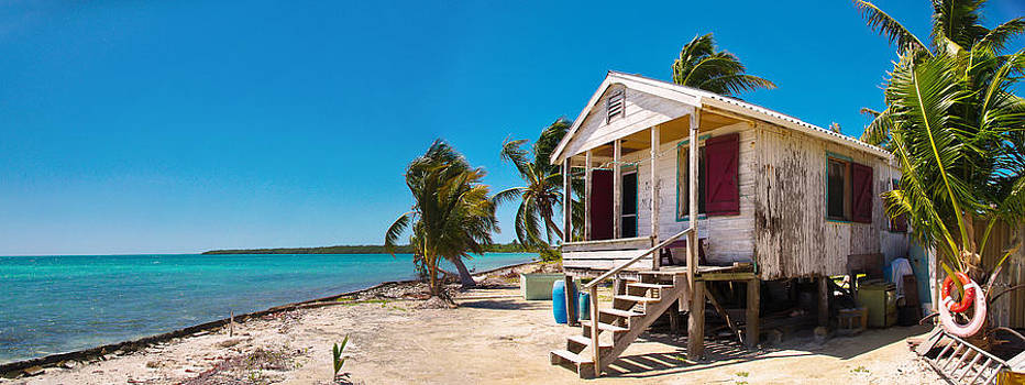 Sentio Photography - Panorama Belize Fisherman