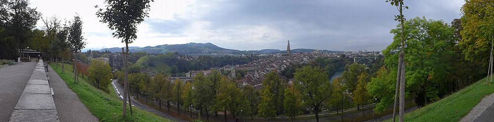 Panorama Bern by Pedro Nunez