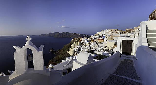 Panorama Greece Santorini 08 by Sentio Photography