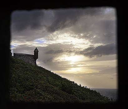 Panorama Puerto Rico San Juan 03 by Sentio Photography