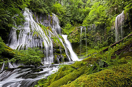 Panther Creek Falls by Brian Bonham