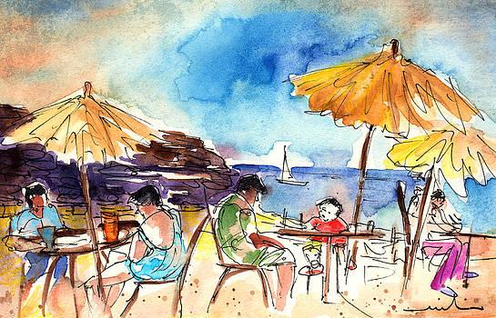 Miki De Goodaboom - Papagayo Beach Bar in Lanzarote