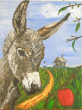 Papas Last Apple by Randolph Gatling