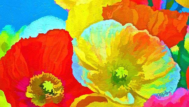 Paper Flowers by Peggy Gabrielson