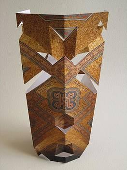 Alfred Ng - paper mask