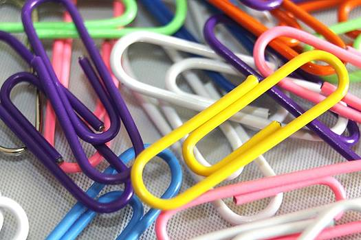 Paperclips by Theresa Johnson