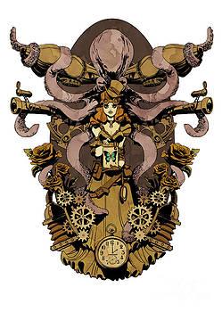 Papillon mecaniques by Brian Kesinger
