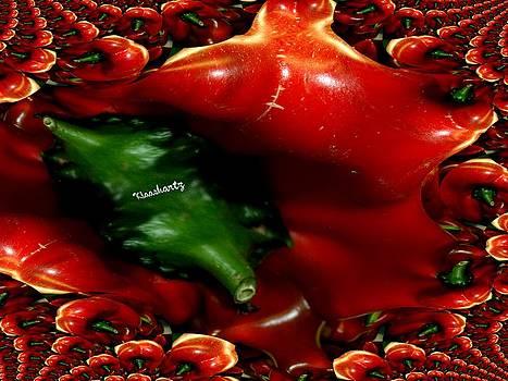 Paprika by Klaas Hartz