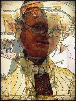 Papst Franziskus  by Orfeu De SantaTeresa
