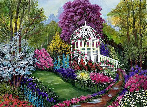Paradise Garden by Bonnie Cook