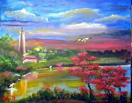 Paradise nature by M Bhatt
