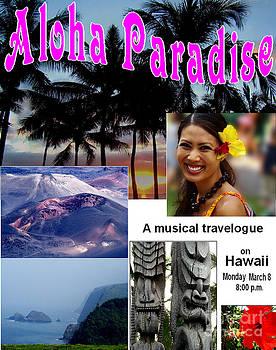 Paradise Poster by Eva Kato