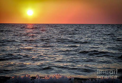 Paradise Sunset by Dee Johnson