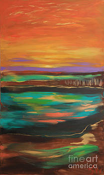 Paradiso by Sharon Worley