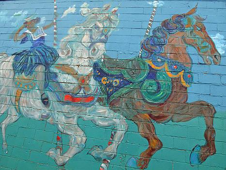 Barbara McDevitt - Paragon Park Graffiti