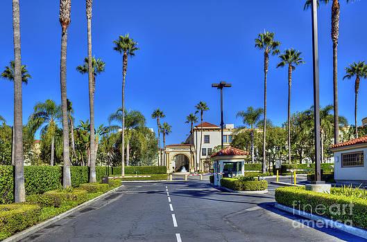David Zanzinger - Paramount movie studio Hollywood CA 3