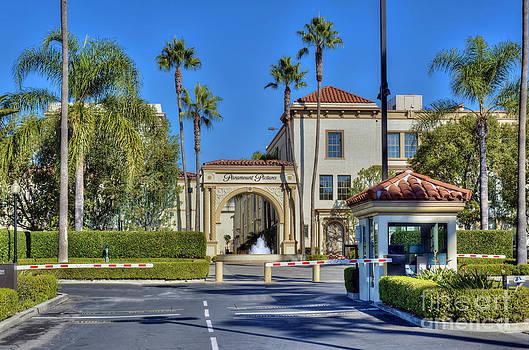 David Zanzinger - Paramount Studios Hollywood movie studio