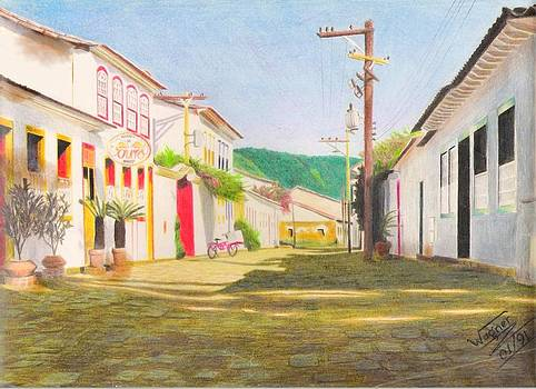 Paraty - Brazil - Pousada do Ouro by Wagner Chaves