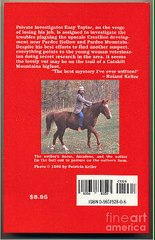 Pardee Holler The Back Cover by Patricia Keller