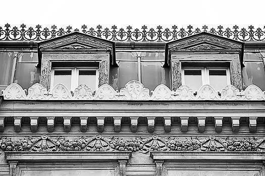 Art Block Collections - Paris Architecture