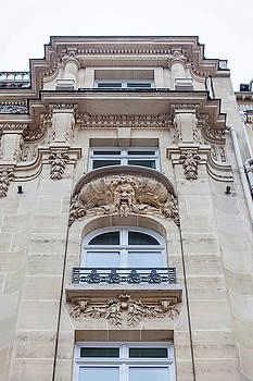 Art Block Collections - Paris Building