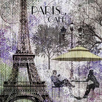 Paris Cafe by Khiet Bui