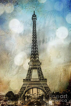 Paris City of Love by Stacey Granger
