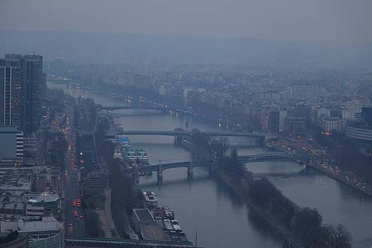 Paris France - Eiffel Tower - 011316 by DC Photographer